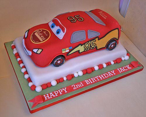 The 25 best Car birthday cakes ideas on Pinterest Race car