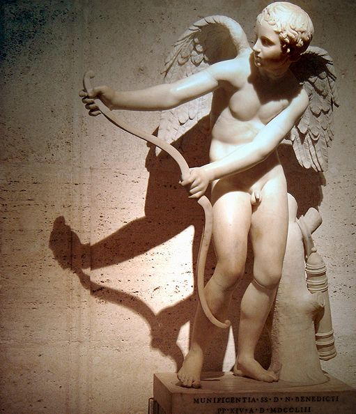 The most well known son of Hermes is the God of Love,Cupid. Although there is believed that there were three different Cupids in history