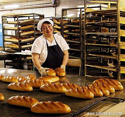 Жизнь в СССР: Хлеб, каким мы его помним…
