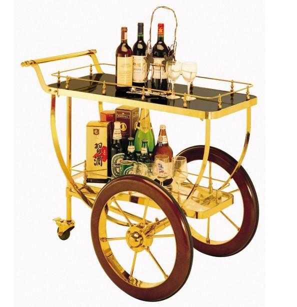 Liquor Trolley - Liquor Trolley