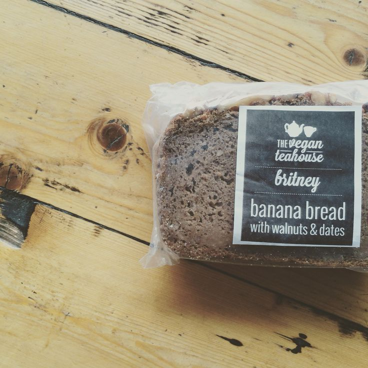 Britney banana bread! Vegan, GF & refined sugar free. Shop & Stockists online