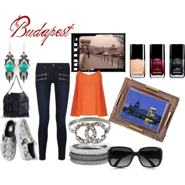"""""""I'm in Budapest"""" by nikita-17 on Polyvore"""