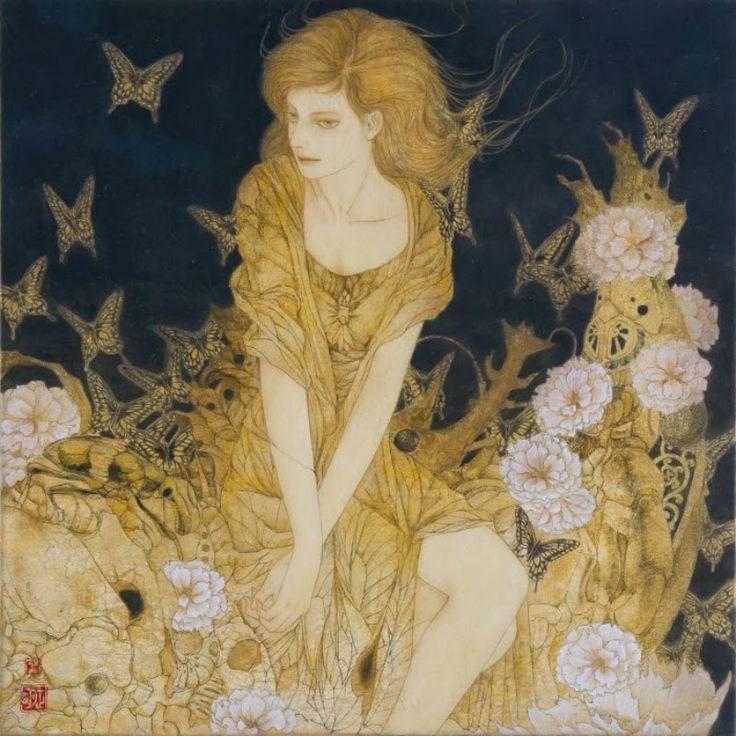 411 best GOLD LEAF - silver leaf images on Pinterest   Gold leaf ...