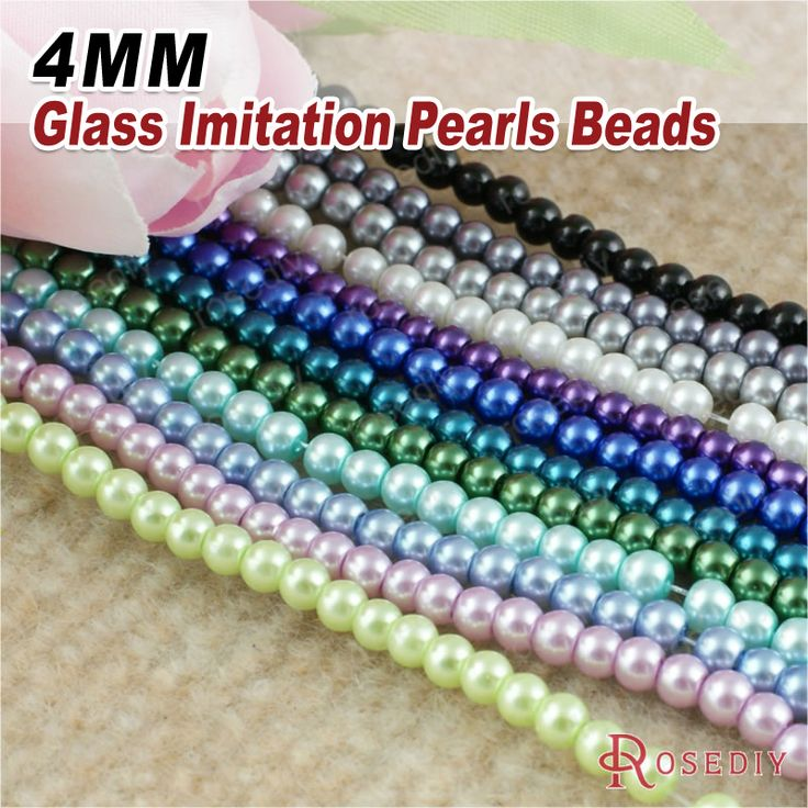 Cheap jewelry fashion and accessories show, Buy Quality accessories hot directly from China accessories fashion jewelry Suppliers: (7685)1 String,about 220 Beads 4MM Dyeing Color Glass Imitation Pearls Round Beads Ball Beads Jewelry Accessories Findings