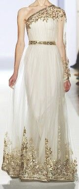 Grecian Gown                                                                                                                                                                                 More