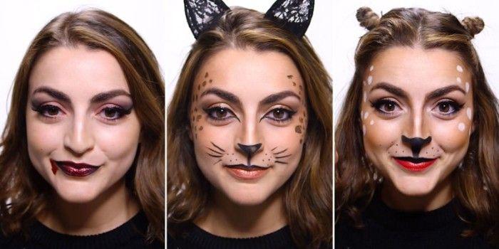 Halloween Kostüm Kind Selber Machen Katze Oder Anderes Tier Vampir
