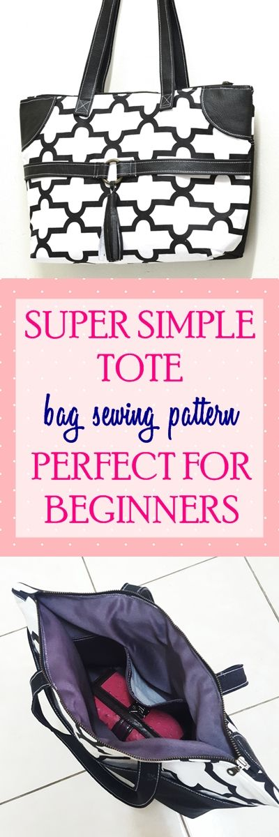 tote sewing patterns | purse patterns | handbag patterns