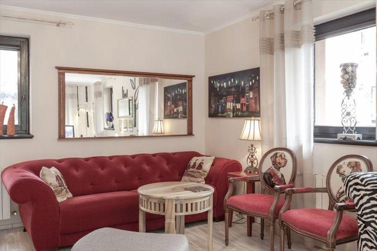 Cudowny salon z klasą / classic room
