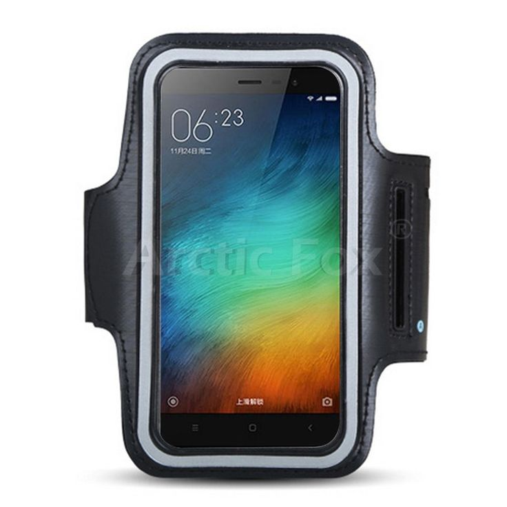 Top Quality Universal Waterproof Running Jogging Cycling Sports Armband Mobile Phone Holder for Xiaomi Redmi Note 3 Note 3 Pro