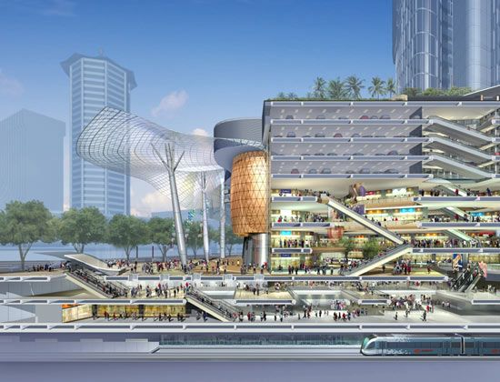 25 best ideas about orchard singapore on pinterest for Top architects in singapore