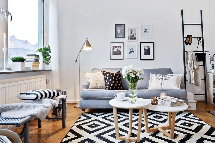39m² à Göteborg - PLANETE DECO a homes world