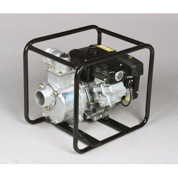 "Tsurumi TE5-80RX Engine Driven Centrifugal Pump, 3"", 6 HP - Brought to you by Avarsha.com"