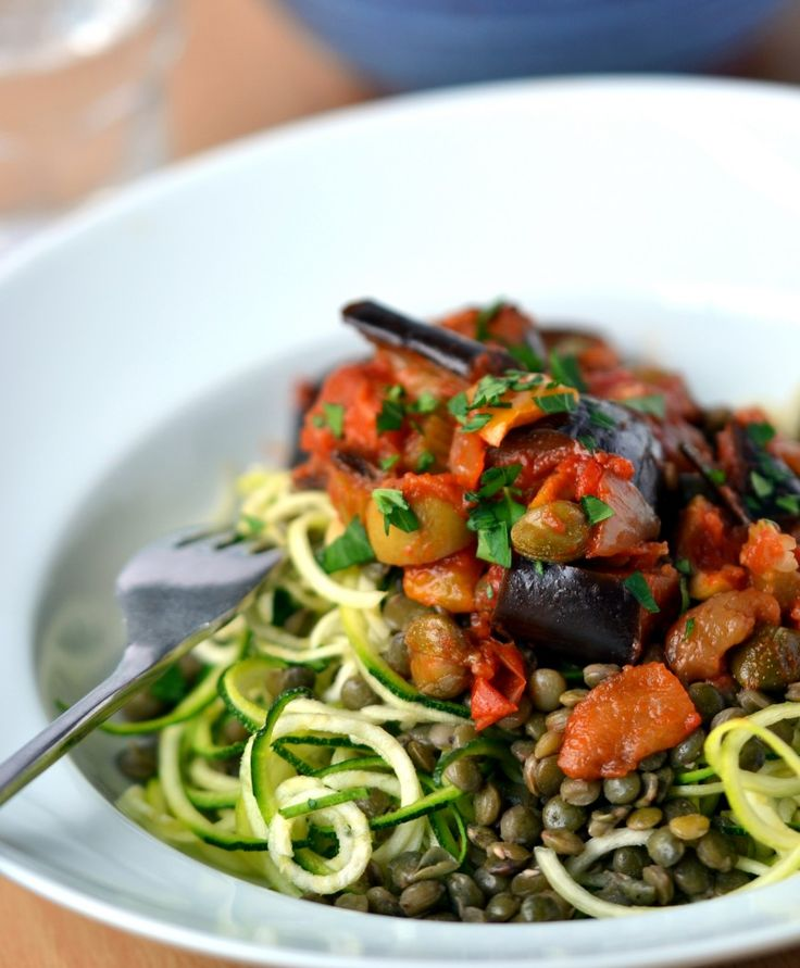 22 best new quorn recipes images on pinterest quorn recipes vegan lightened up caponata forumfinder Image collections