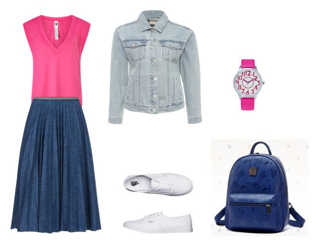 """Leisure time"" by phystehgirl on Polyvore featuring мода, Vans, Vimmia, Leur Logette и BeiBaoBao"