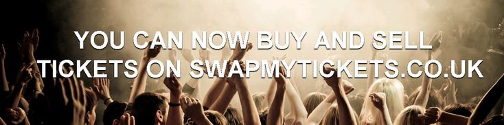 SwapMyTicket.co.uk is a FREE UK Ticket Exchange website created for people who would like to BUY, SELL and SWAP their spare tickets with each other ethically for events in Music, Theatre, Travel and Sport. http://www.swapmyticket.co.uk/