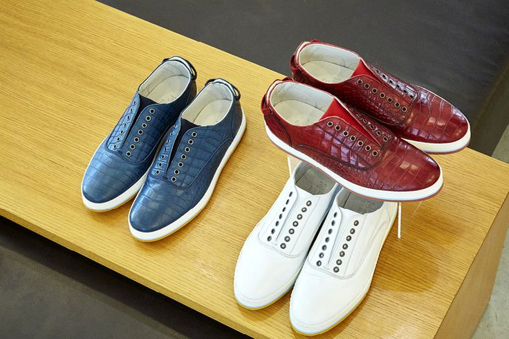 Sneakers di lusso: sportive fuoriclasse Made in Italy