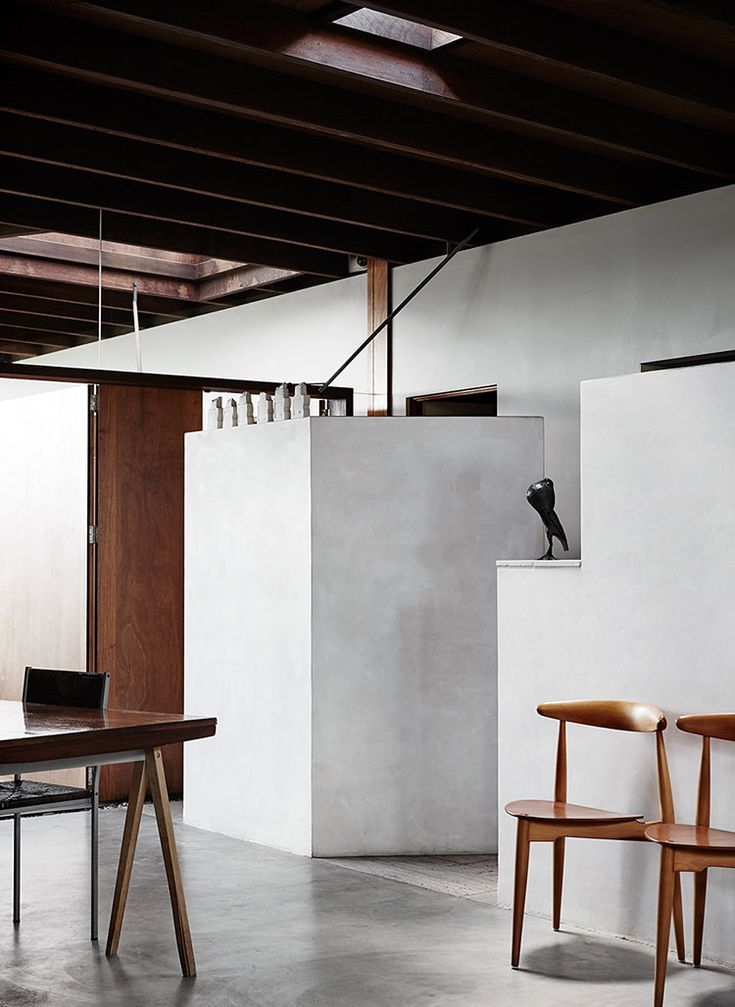 Roomonfire Good Design Geraldine Clearys Home Designed By Brisbane Based Firm Donovan Hill Architects Featured In New Book The Kinfolk