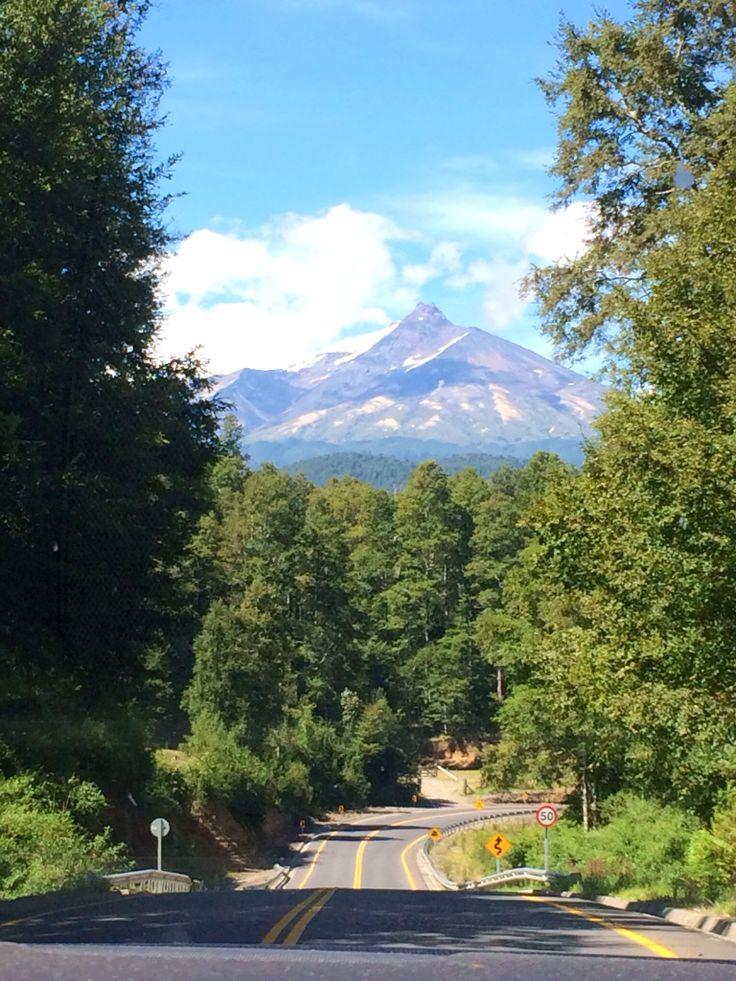 Volcán Mocho-Choshuenco XIV región de los Ríos, Chile