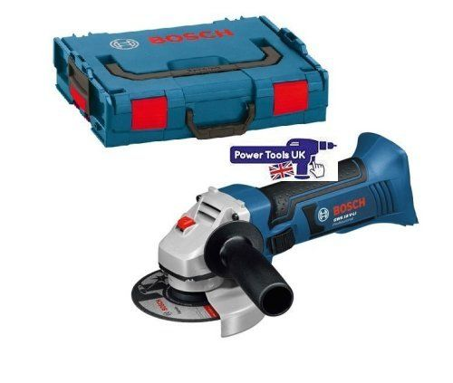 GWS18V-LINCG Bosch Angle Grinders supplied to the trade by Power Tools UK