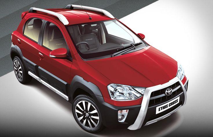 Toyota Etios Cross Price