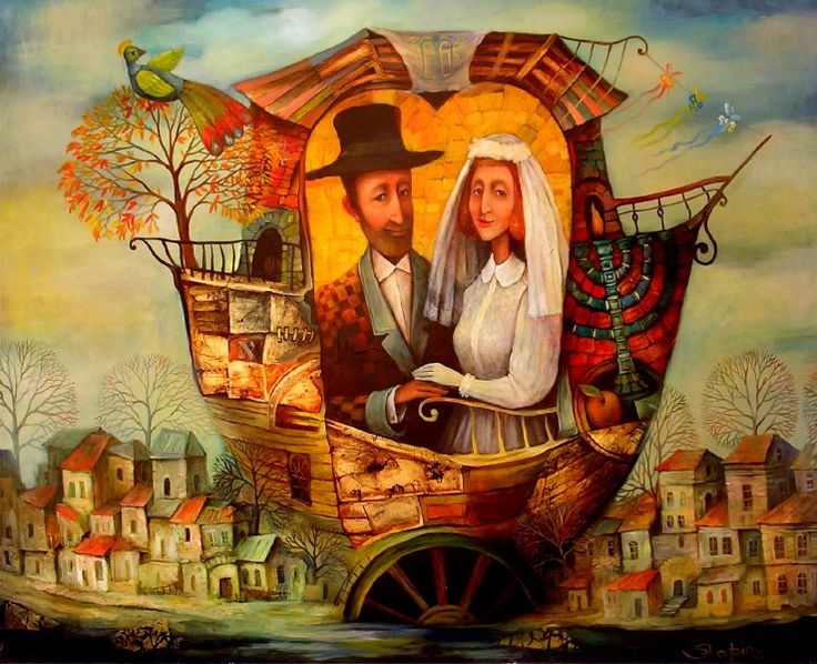 Couple by Boris Shapiro