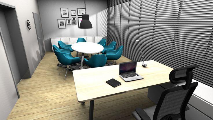 simplic jako gabinet i sala konferencyjna
