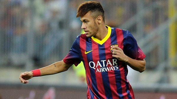 Neymar entrena con el Barsa para semifinal de Mundial de Clubes
