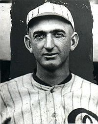 """Joseph Jefferson Jackson (July 16, 1887– December 5, 1951), nicknamed """"Shoeless Joe"""", was an American baseball player who played Major League Baseball in the early part of the 20th century. He is remembered for his performance on the field and for his association with the Black Sox Scandal, in which members of the 1919 Chicago White Sox participated in a conspiracy to fix the World Series."""