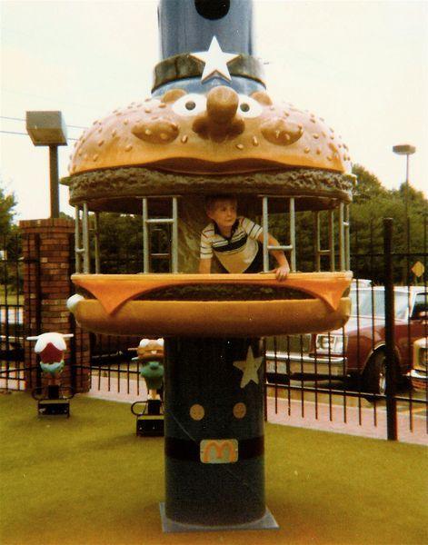 mcdonald s playground nostalgia