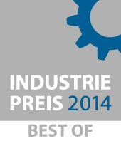 Besonders stolz sind wir auf die Auszeichnung 'Industriepreis 2014 - Best of Service & Dienstleistung' für unser Portal Brennholz.de