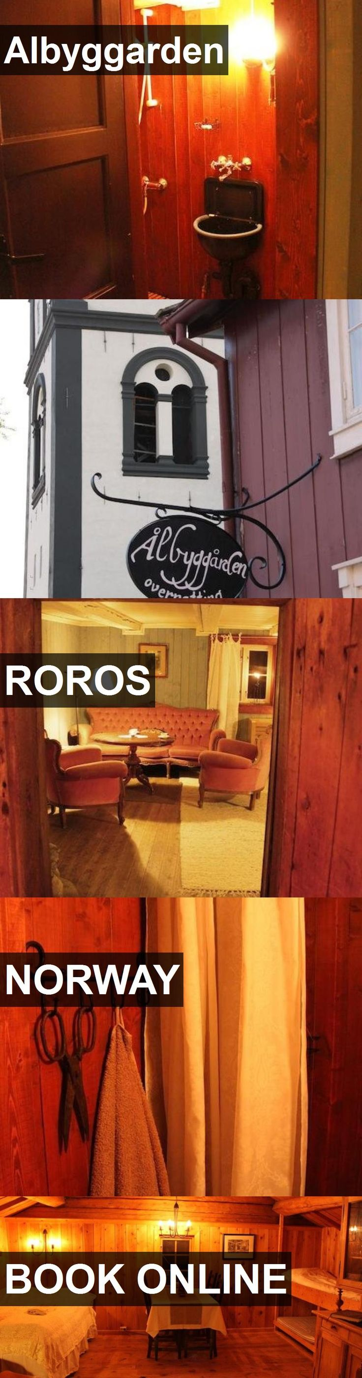 Hotel Albyggarden in Roros, Norway. For more information, photos, reviews and best prices please follow the link. #Norway #Roros #travel #vacation #hotel