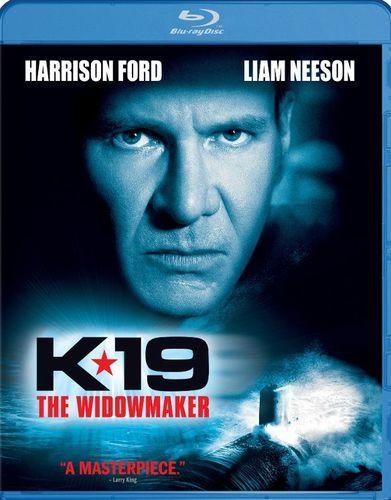 K-19: The Widowmaker [Blu-ray] [2002]