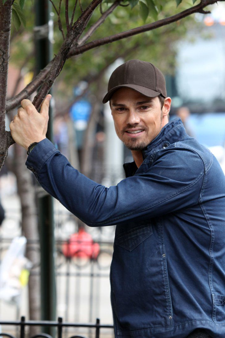 Pin for Later: 25 Pictures of Jay Ryan That Are Anything but Beastly