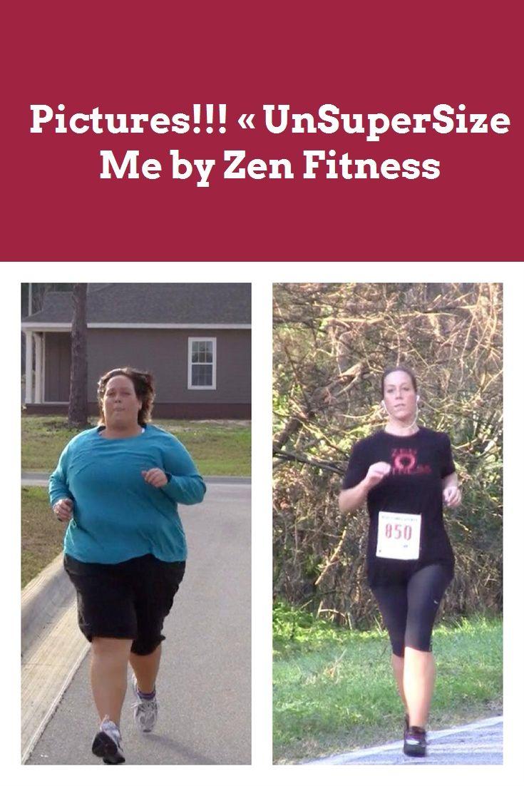 Результат бега для похудения