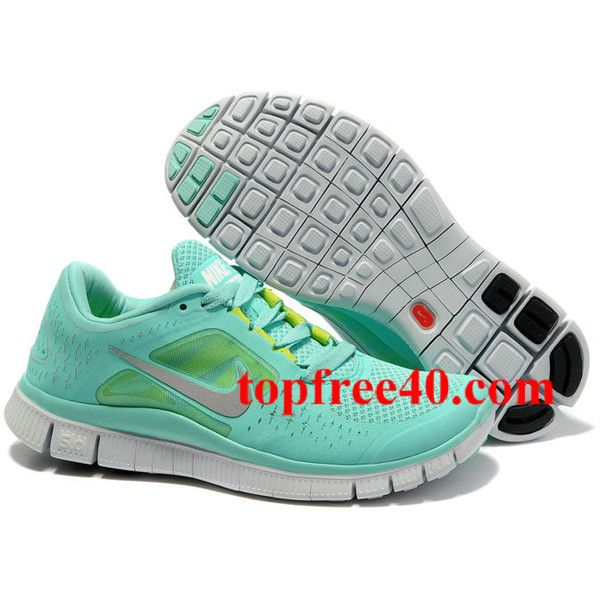 #topfree30 #com for half off nike shoes $49.68 Womens Nike Free Run 3 Blue