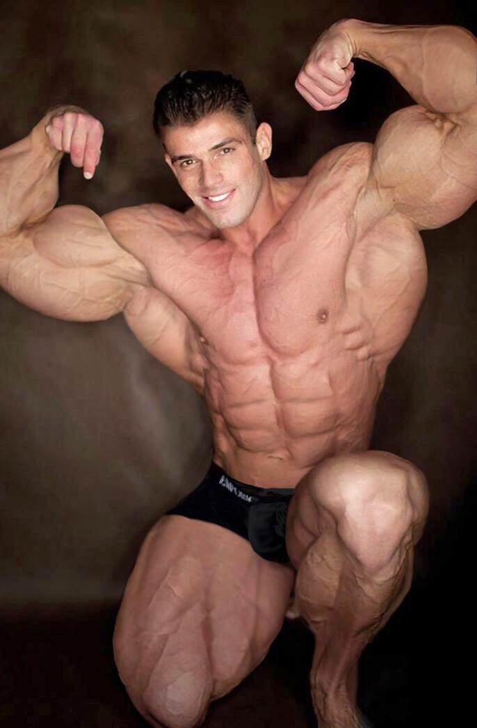 huge muscle gay