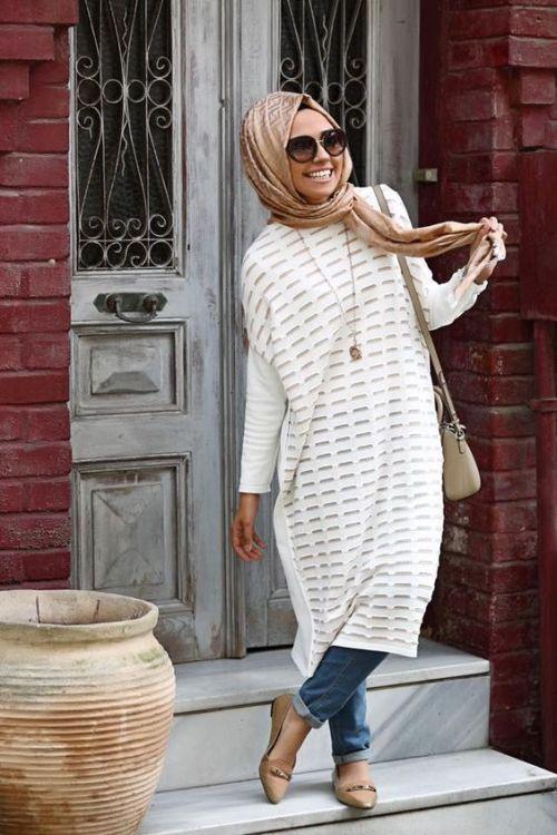 Hijab style 2017 – Just Trendy Girls