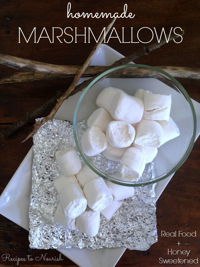 Homemade Marshmallows // deliciousobsessions.com // #glutenfree #paleo #homemade #refinedsugarfree #GAPS #marshmallows #dairyfree