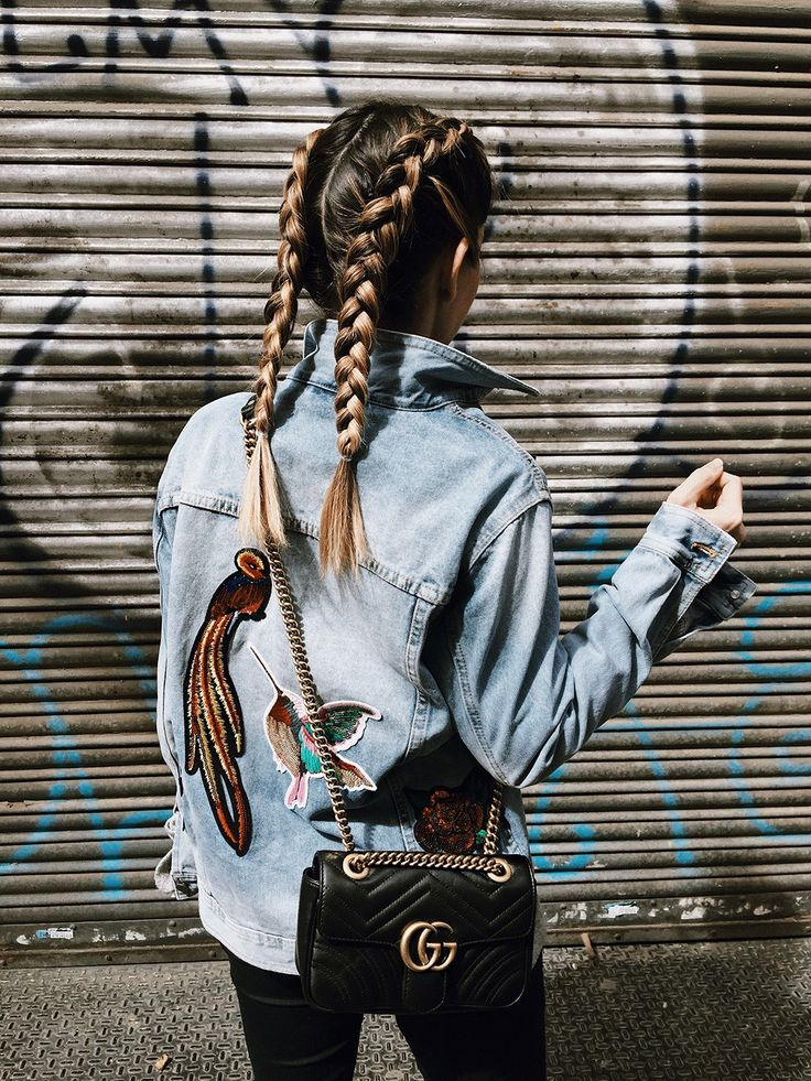 Gucci GG Marmont bag black