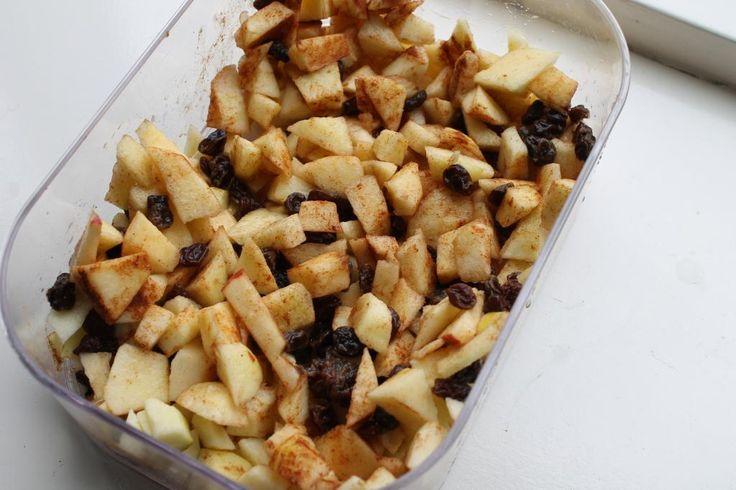 Kelly Caresse   Recept voor gezonde Appeltaart Suikervrij, glutenvrij en lactosevrij
