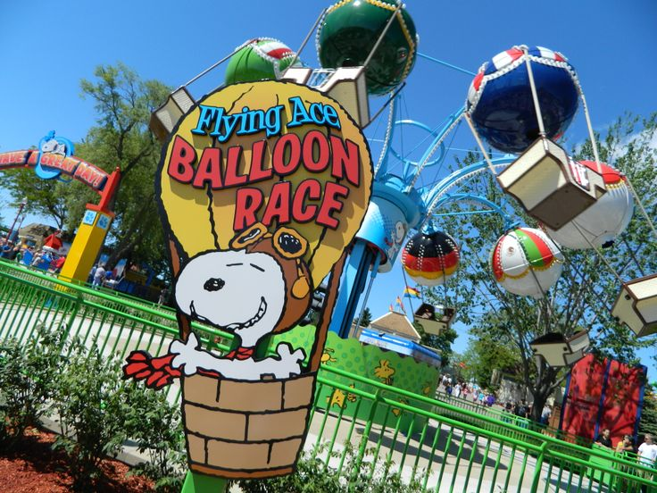 Planet Snoopy Valleyfair