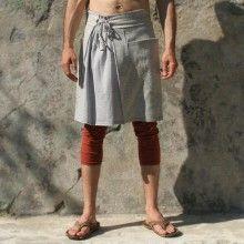 Jupe masculine Hiatus, modèle Kilt de sport. Hiatus 'Sport Kilt' menskirt. Mots-clés : Jupe pour homme, Jupe masculine