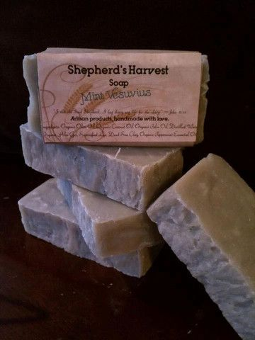 Poivre Menthe (Peppermint with French Clay) - Shepherd's Harvest