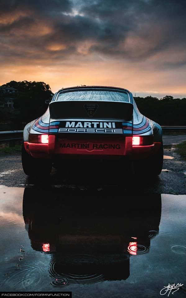 """More of the set at: http://www.motorsportretro.com/2014/05/martini-rsr-911/ Form & Function. for Motorsport Retro """""""