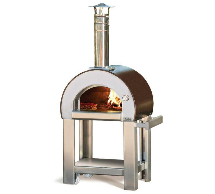 Alfa Pizza - Forno a legna da esterno 5 MINUTI