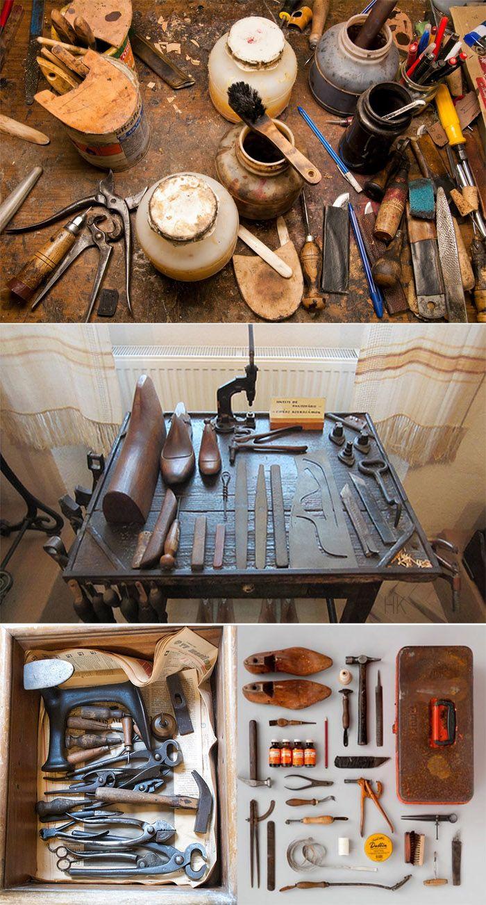 Cobbler (Shoemaker) Tools http://www.utelier.com/