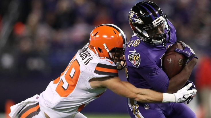 ravens vs browns week 15 game time tv and more