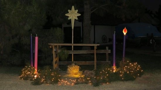 20 best images about christmas gift ideas on pinterest for Outdoor christmas candles