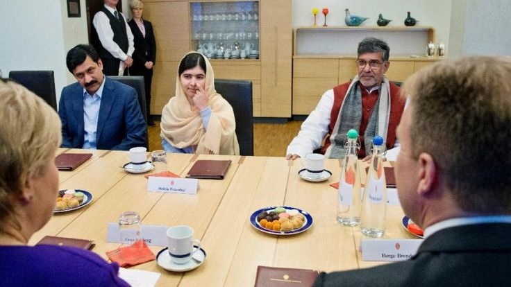 Nobel Peace Prize winner Malala has sympathy for Mexican who disrupted Nobel awards ceremony