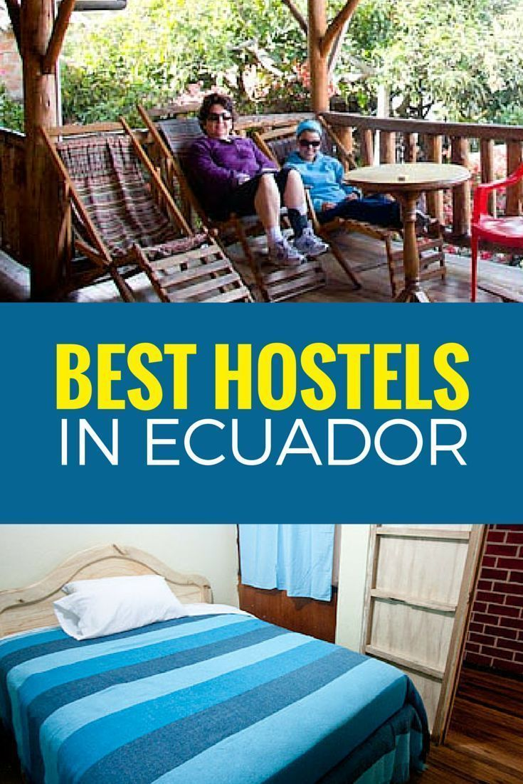 Don't visit Ecuador without checking out these top three hostels in Ecuador. Cheap hostels with private rooms and great breakfasts. I recommend these hostels in Ecuador to all my friends and readers. ~ http://www.baconismagic.ca